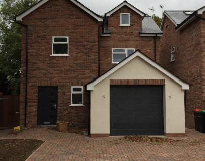 Exclusive Four Bedroom Detached Family Homes