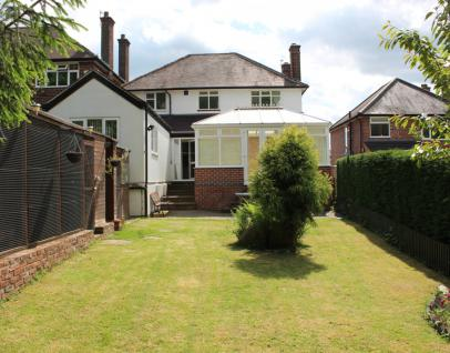 Five Bedroom Detached Property